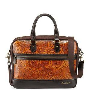 Robert Graham Vaughan Paisley Laptop Bag